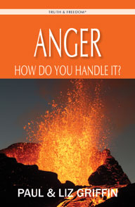 ANGER... HOW DO YOU HANDLE IT?