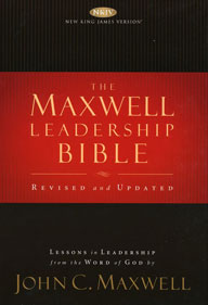 NKJV - 2182 MAXWELL LEADERSHIP BIBLE