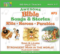 AWESOME BIBLE SONGS & STORIES