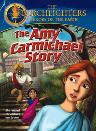 THE TORCHLIGHTERS - AMY CARMICHAEL STORY