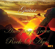 ULTIMATE HYMNS COLLECTION  – GUITAR [INSTRUMENTAL]