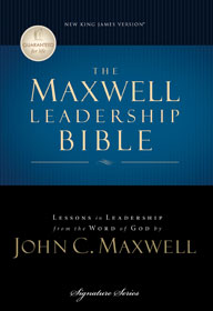 NKJV - MAXWELL LEADERSHIP BIBLE