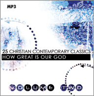 25 CHRISTIAN CONTEMPORARY CLASSICS (VOL - 2)