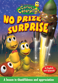 CARLOS CATERPILLAR - NO PRIZE SURPRISE