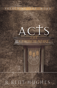ACTS THE CHURCH AFIRE