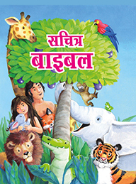 THE PICTURE BIBLE [HINDI]