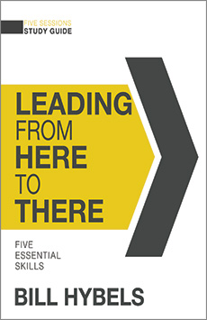 LEADING FROM HERE TO THERE (BOOK & DVD)