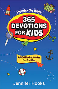 HANDS-ON BIBLE: 365 DEVOTIONS FOR KIDS