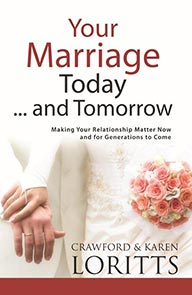 YOUR MARRIAGE TODAY AND...TOMORROW